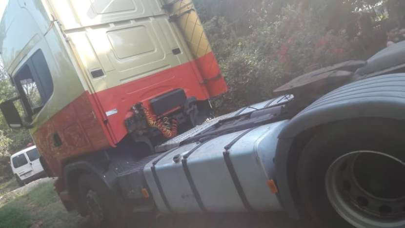 Scania 124 / 420 2003 - 0