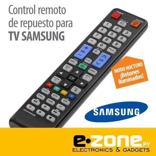Control remoto de repuesto para tvSamsung - 0