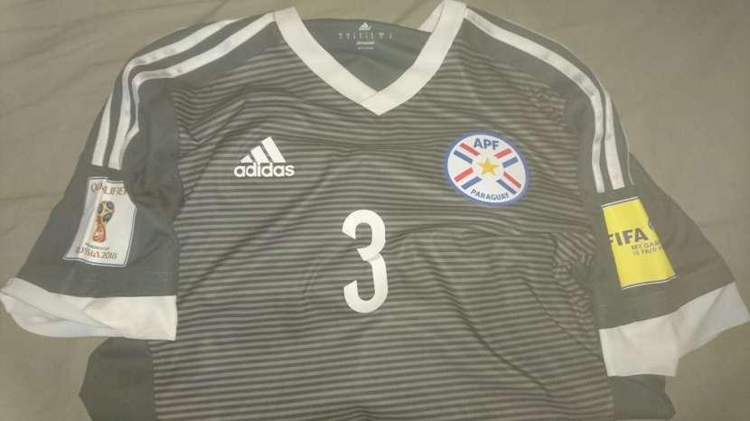 Camiseta alternativa de la selección paraguaya Adidas - 0