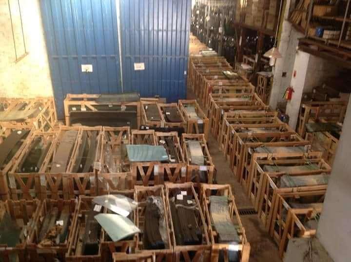 Depósito sobre Av. Defensores del Chaco E2161 - 2