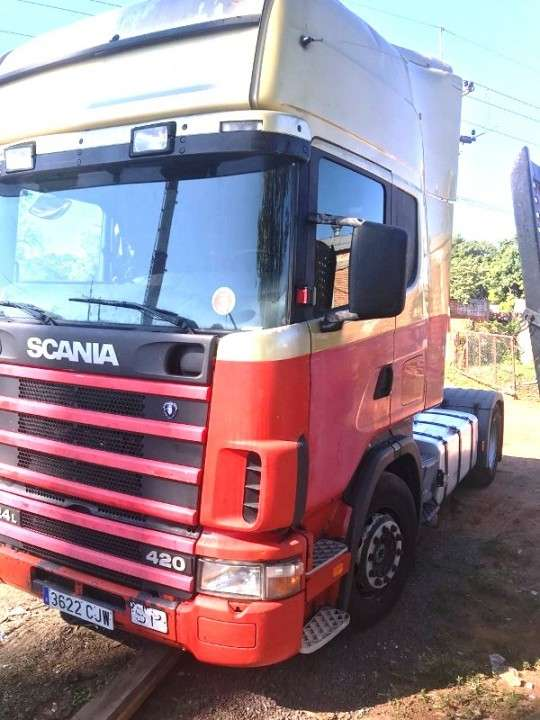 Scania 124 / 420 2003 - 7