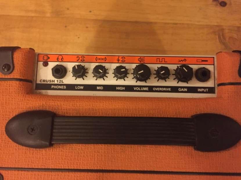 Guitarra electrica LTD con Amplificador Orange de 120w - 7