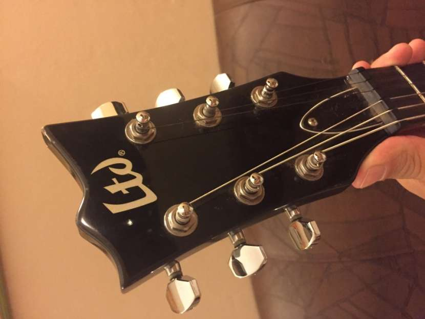 Guitarra electrica LTD con Amplificador Orange de 120w - 4