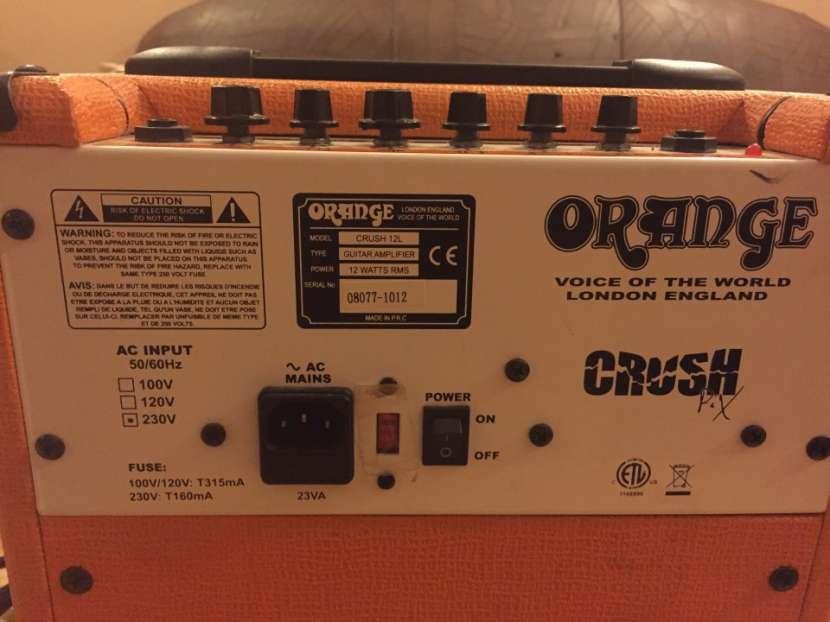 Guitarra electrica LTD con Amplificador Orange de 120w - 8
