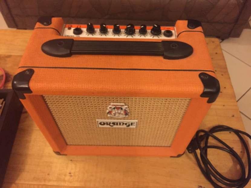 Guitarra electrica LTD con Amplificador Orange de 120w - 6