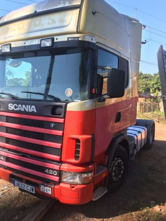 Scania 124 / 420 2003 - 4