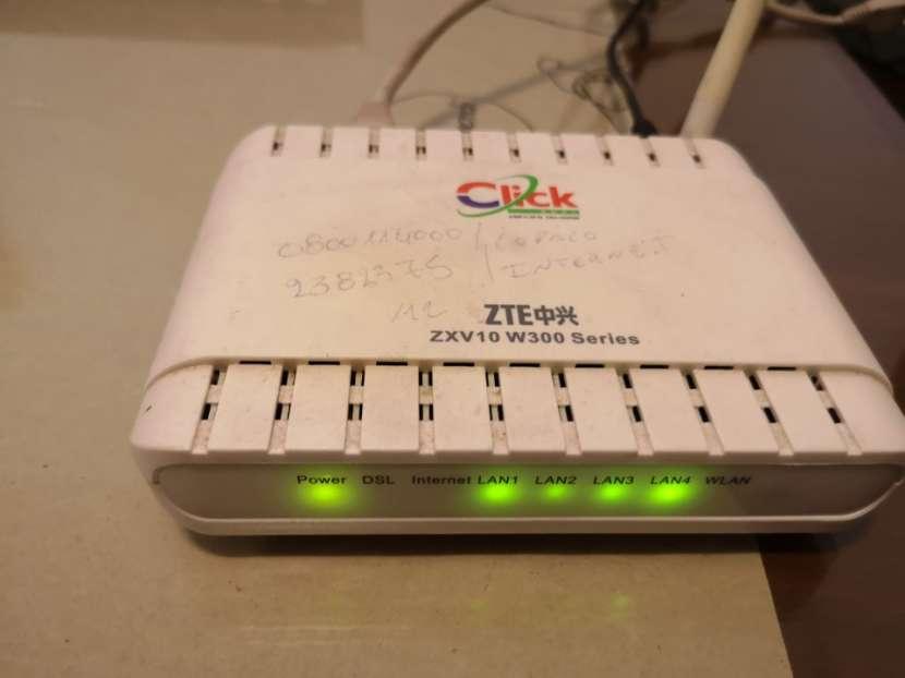 Router para Internet de Copaco - 0