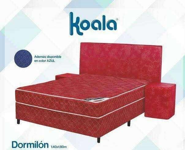 Sommier Koala Dormilon 140x190 - 0