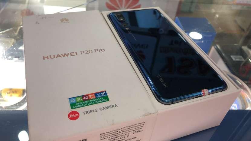 Huawei P20 PRO Azul - 0