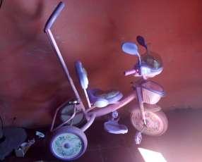 Triciclo con radio