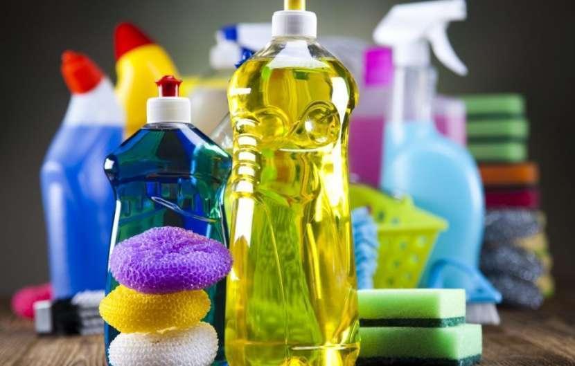 Curso y manual de formulaciones de productos de limpieza - 1