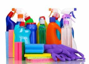 Curso y manual de formulaciones de productos de limpieza