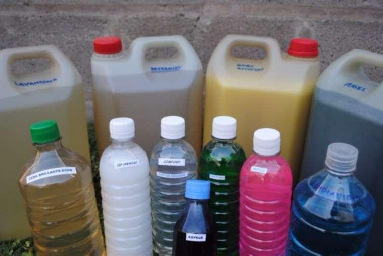 Curso y manual de formulaciones de productos de limpieza - 3