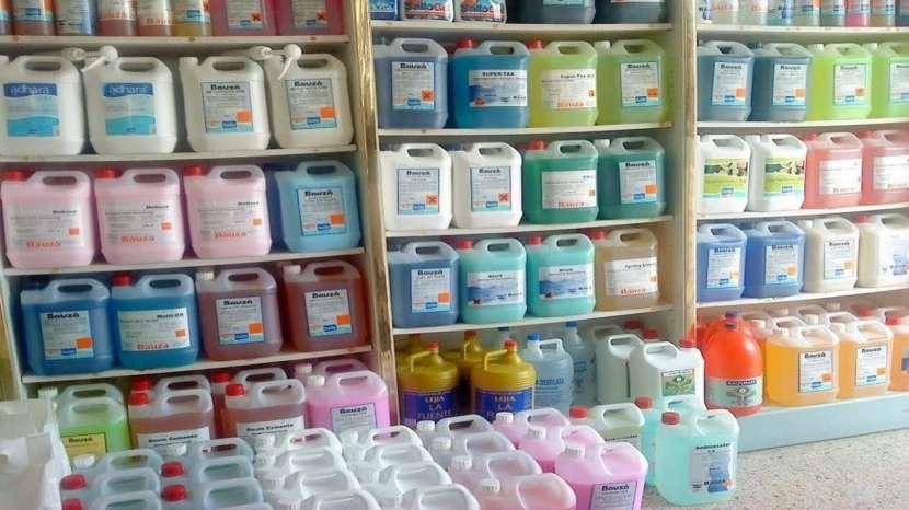 Curso y manual de formulaciones de productos de limpieza - 2
