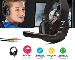 Auricular gaming con micrófono Dragón Series Kolke KMIG- 100