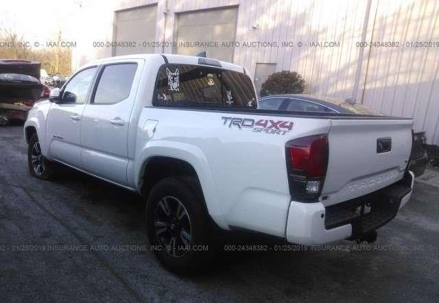 Toyota Tacoma 2018 - 2