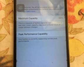 iPhone 6 de 16 gb negro