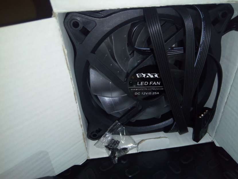 Cooler RGB para PC - 6