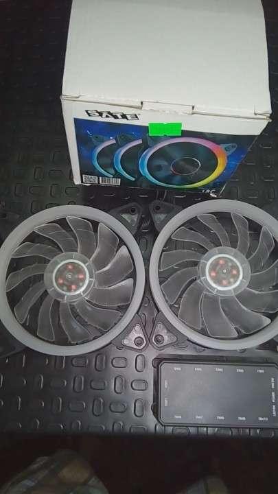Cooler RGB para PC - 3