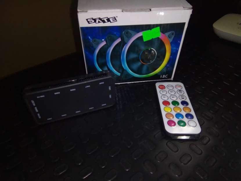 Cooler RGB para PC - 1