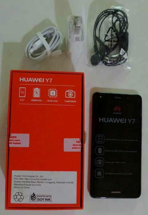 Huawei Y7 2017 - 0
