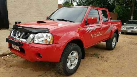 Nissan Frontier 2005 4x4