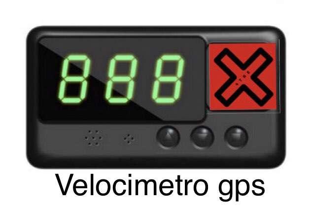 Velocímetro GPS