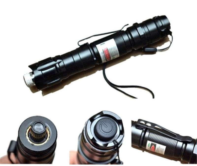Puntero láser de alta potencia 5mW 532nm - 1