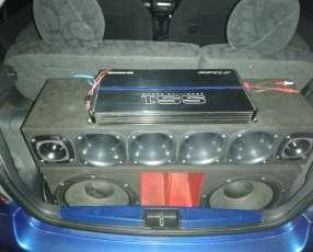 Caja de sonido