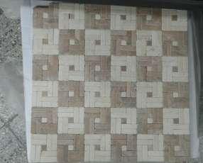 Mosaicos de piedra