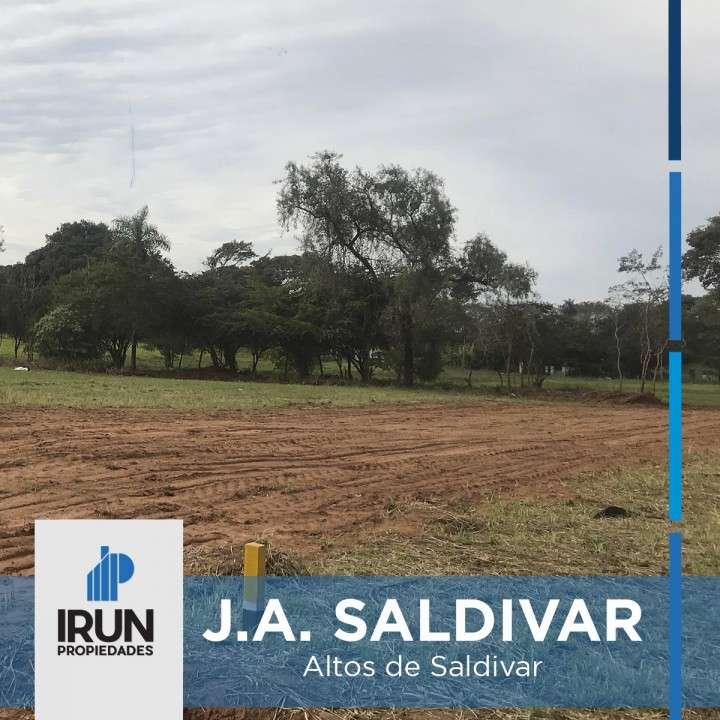 Terrenos en J. A. Saldivar