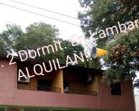 Departamento Economico 2 Dormitorios En Asunción