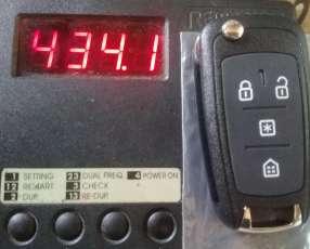 Control remoto nuevo para automóvil