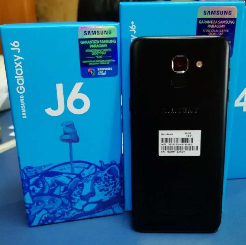 Samsung Galaxy J6 - 1