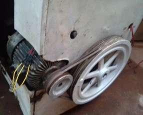 Refinadora de 3 hp