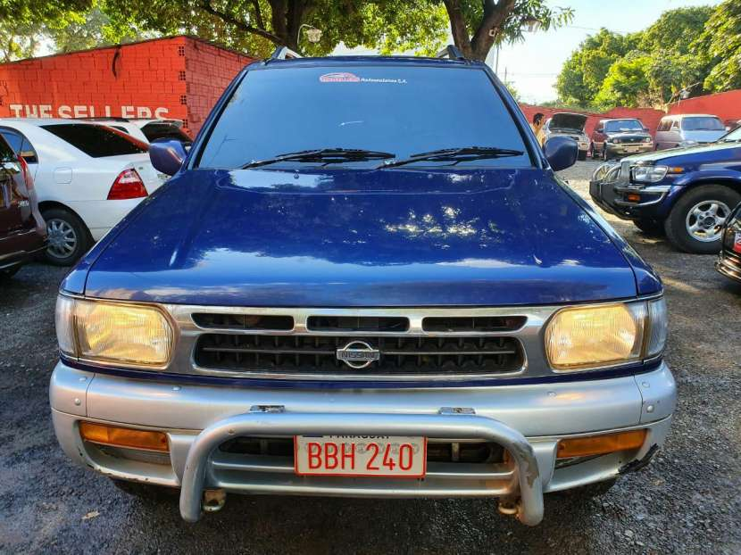 Nissan Terrano 1997