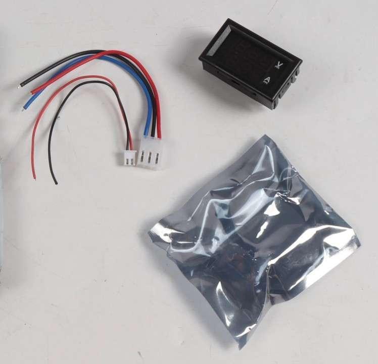 Voltímetro Amperímetro Digital LED - 1