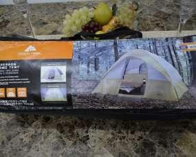 Camping - Tienda de campaña tipo domo 3,6X2,5X1,8m