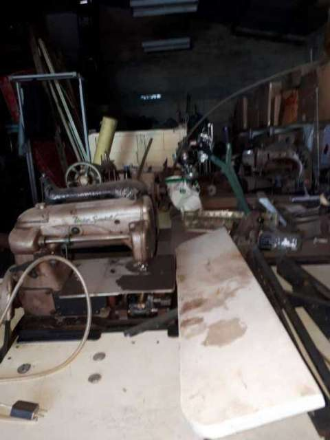 Máquinas de coser industriales - 0