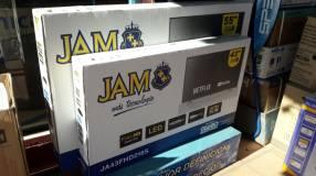 TV LED Smart JAM Full HD de 43 pulgadas