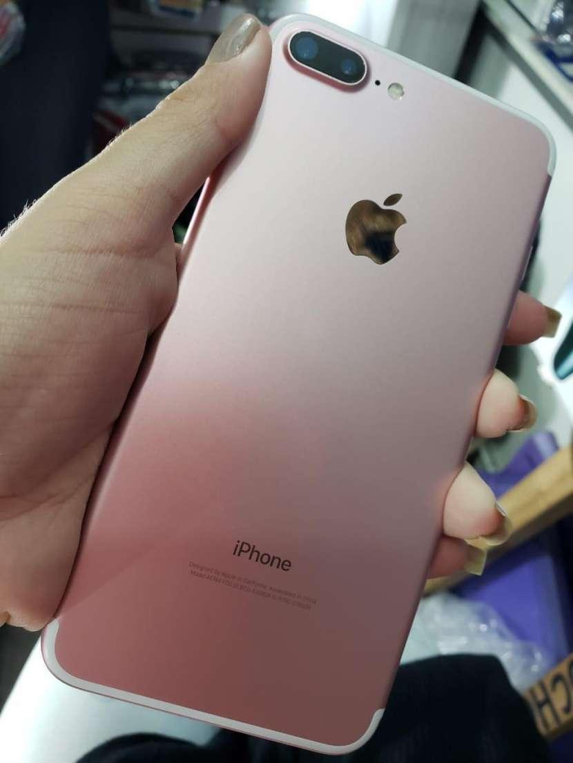 Iphone 7 plus de 128 gb impecable - 1