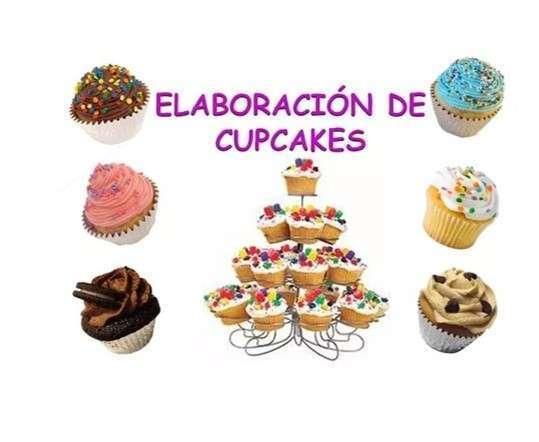 Guía Digital Curso De Reposteria Basica, Tortas, Cupcakes - 1