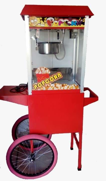 Máquina de pororo - 0