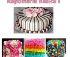 Guía Digital Curso De Reposteria Basica, Tortas, Cupcakes