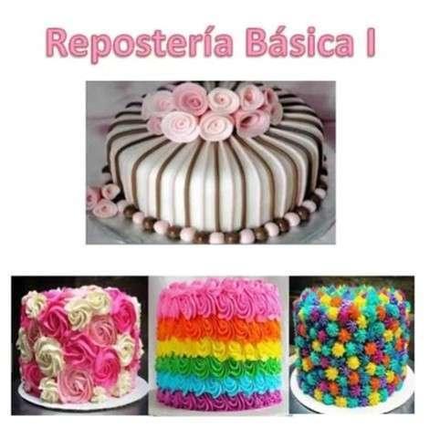 Guía Digital Curso De Reposteria Basica, Tortas, Cupcakes - 0