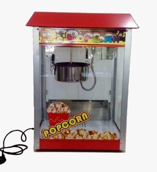 Máquina de pororo - 1