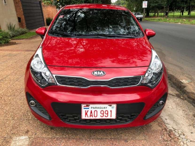 Kia Rio 2013 automático de Garden