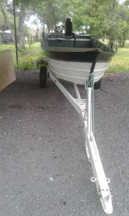 Embarcación de chapa galvanizada - 3