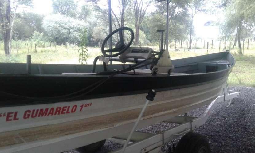Embarcación de chapa galvanizada - 0