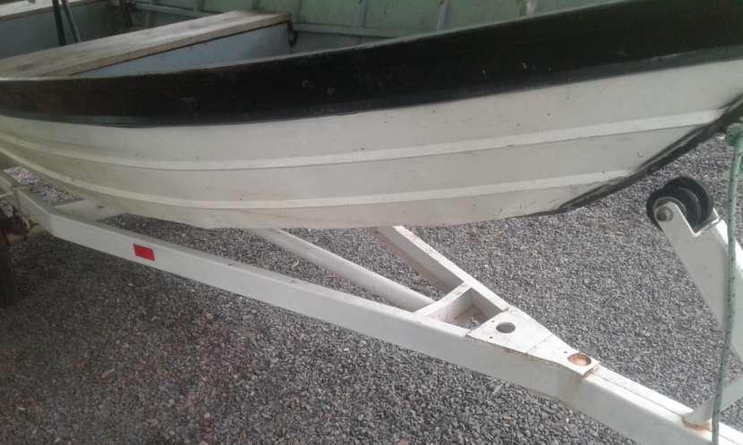 Embarcación de chapa galvanizada - 2